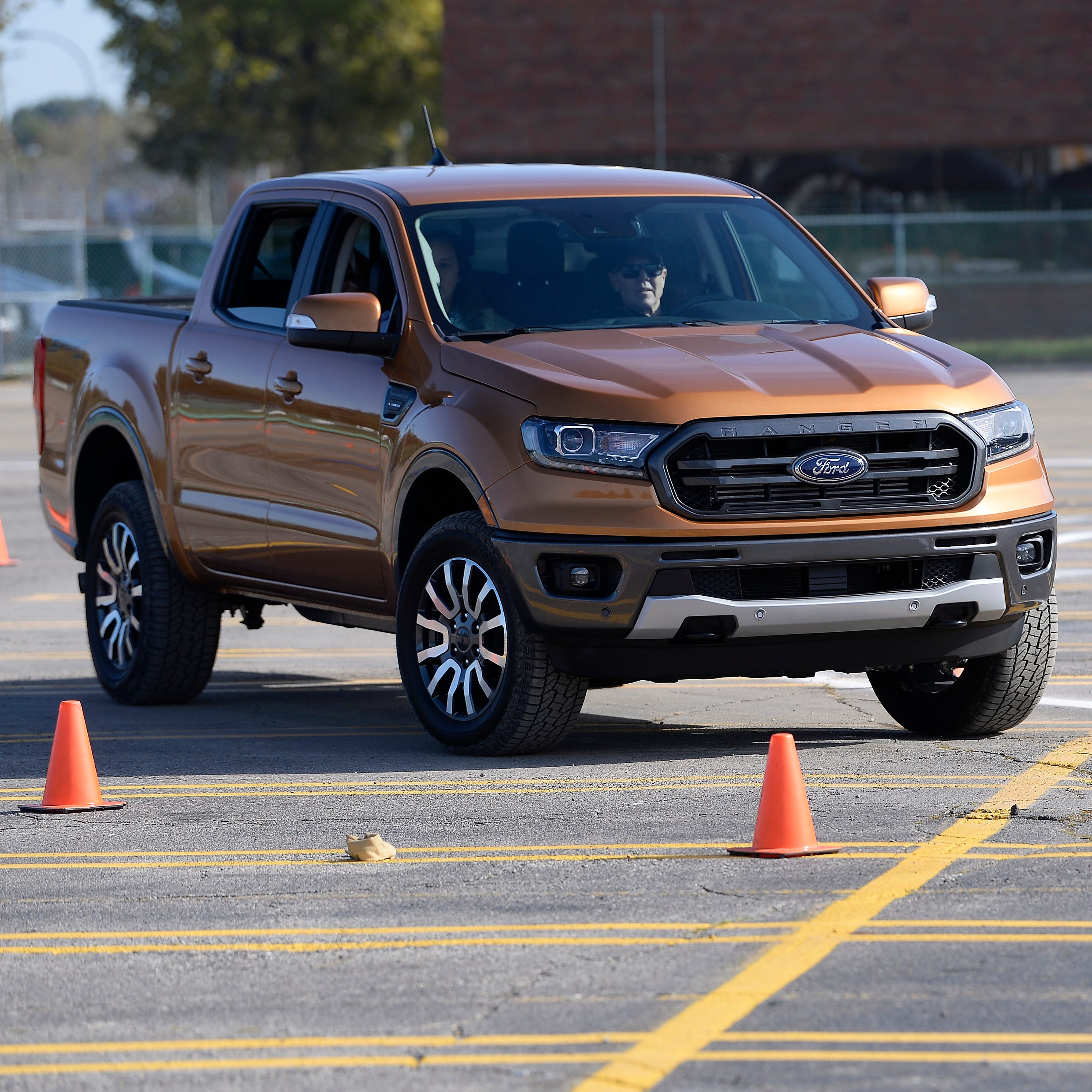 Ford's product onslaught starts with Ranger return