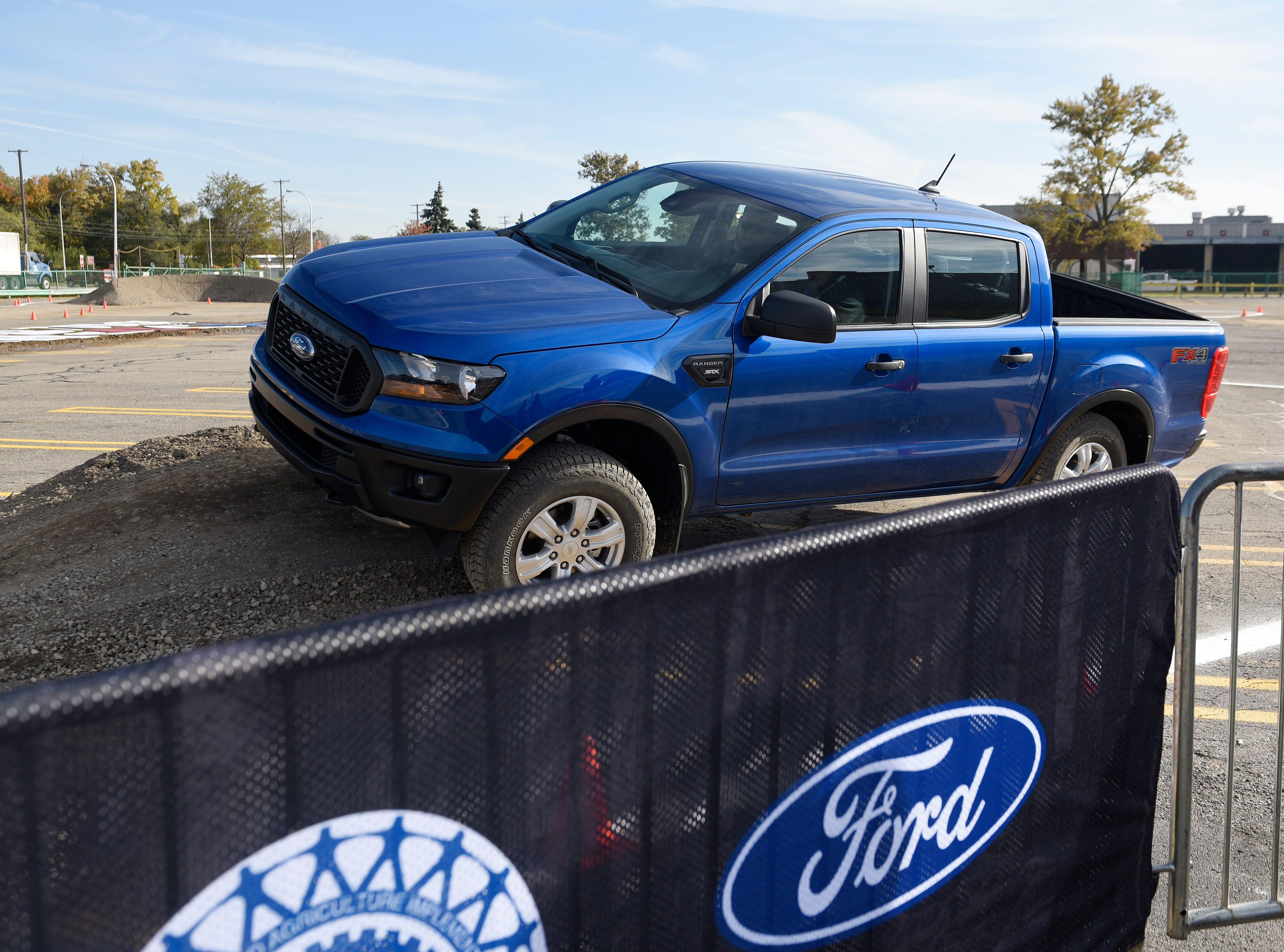 """""""Everybody wants to build a truck,"""" Mirek Standowicz, a 57-year-old line worker at the assembly plant, told The Detroit News."""