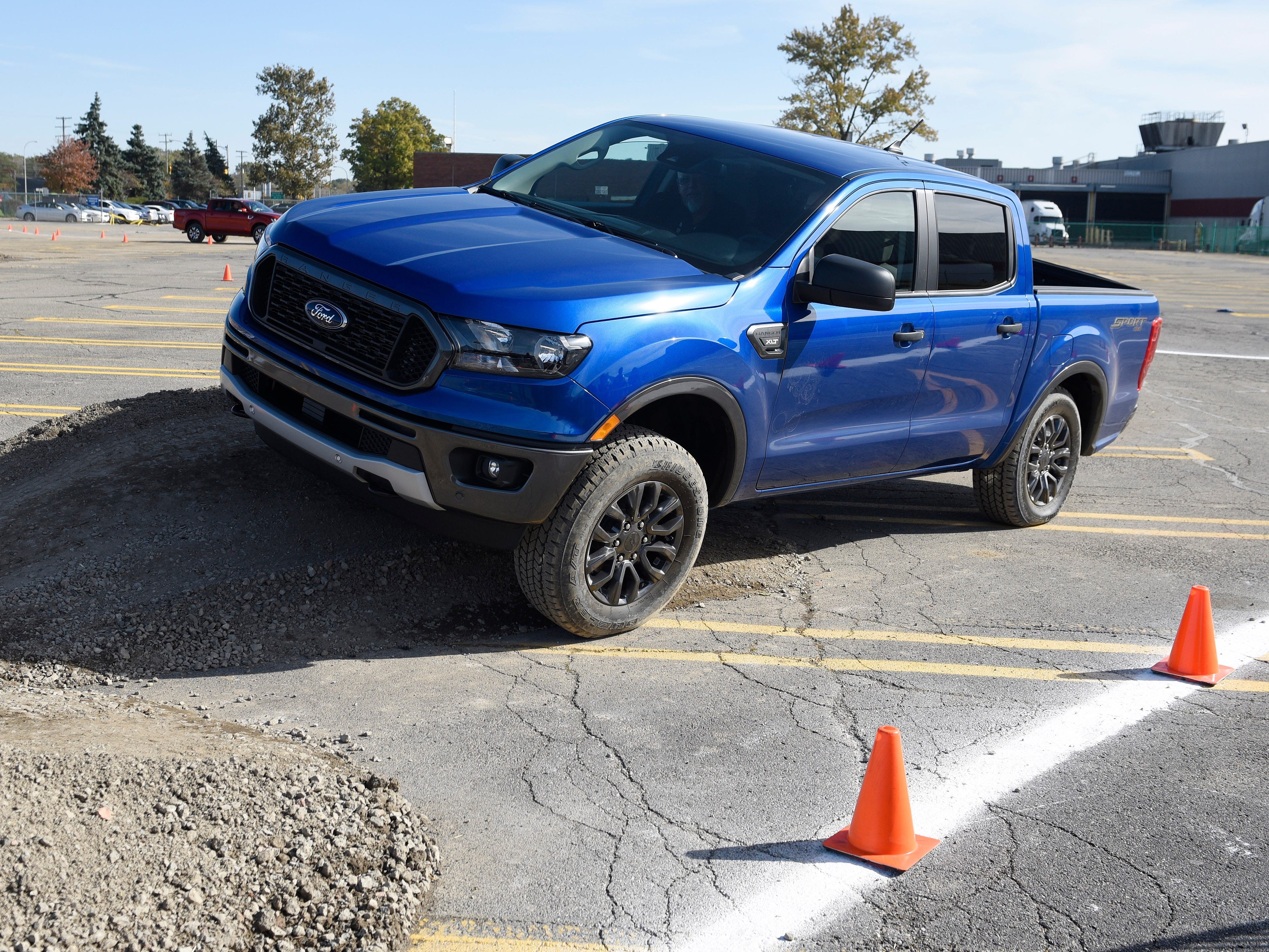 Ranger production at Michigan Assembly precedes the 2020 Bronco, which will be added to the assembly line at a later date.