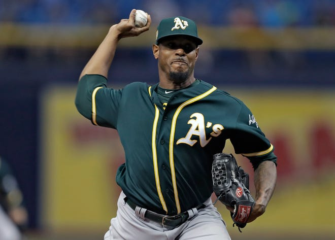 The Tigers could possibly pursue Edwin Jackson on the free-agent market.