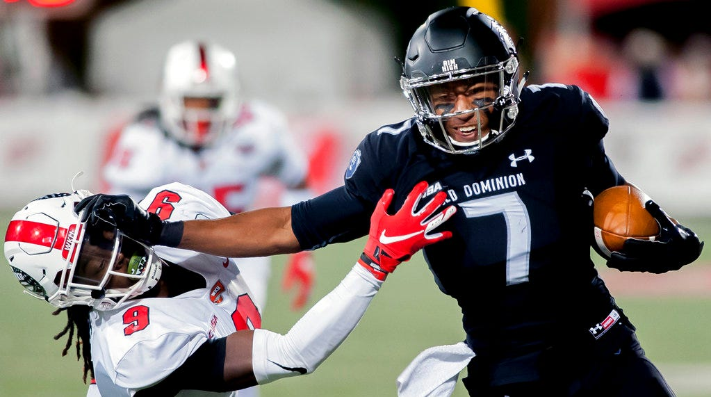Hear the radio call of WKU football's brutal loss to Old Dominion