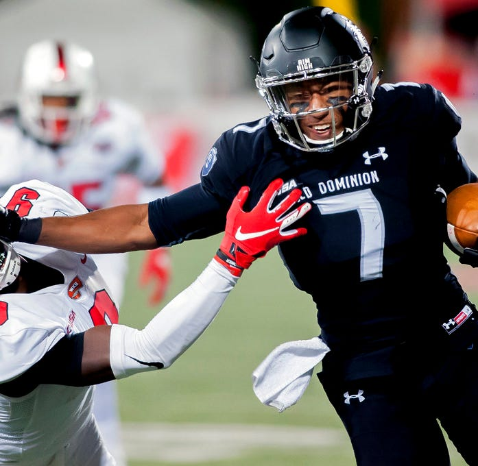 Hear the radio call of Western Kentucky's brutal football loss to Old Dominion
