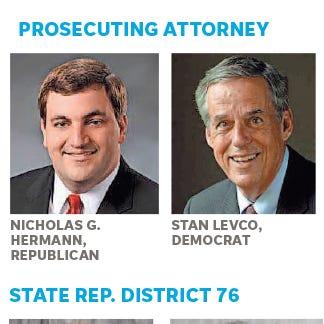Watch: Local candidates participate in Courier & Press debate