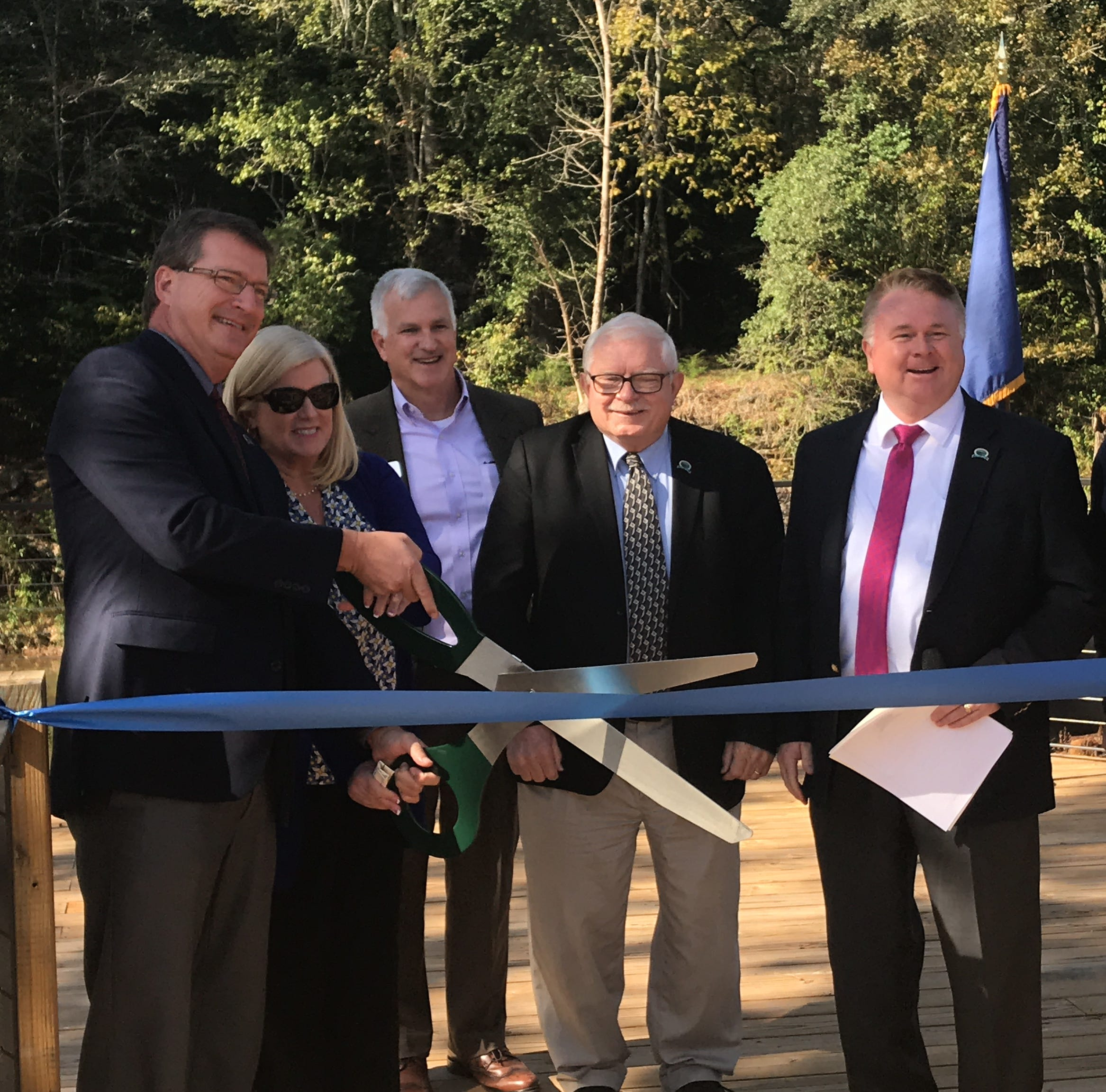 Pickens County opens new park on Twelve Mile River