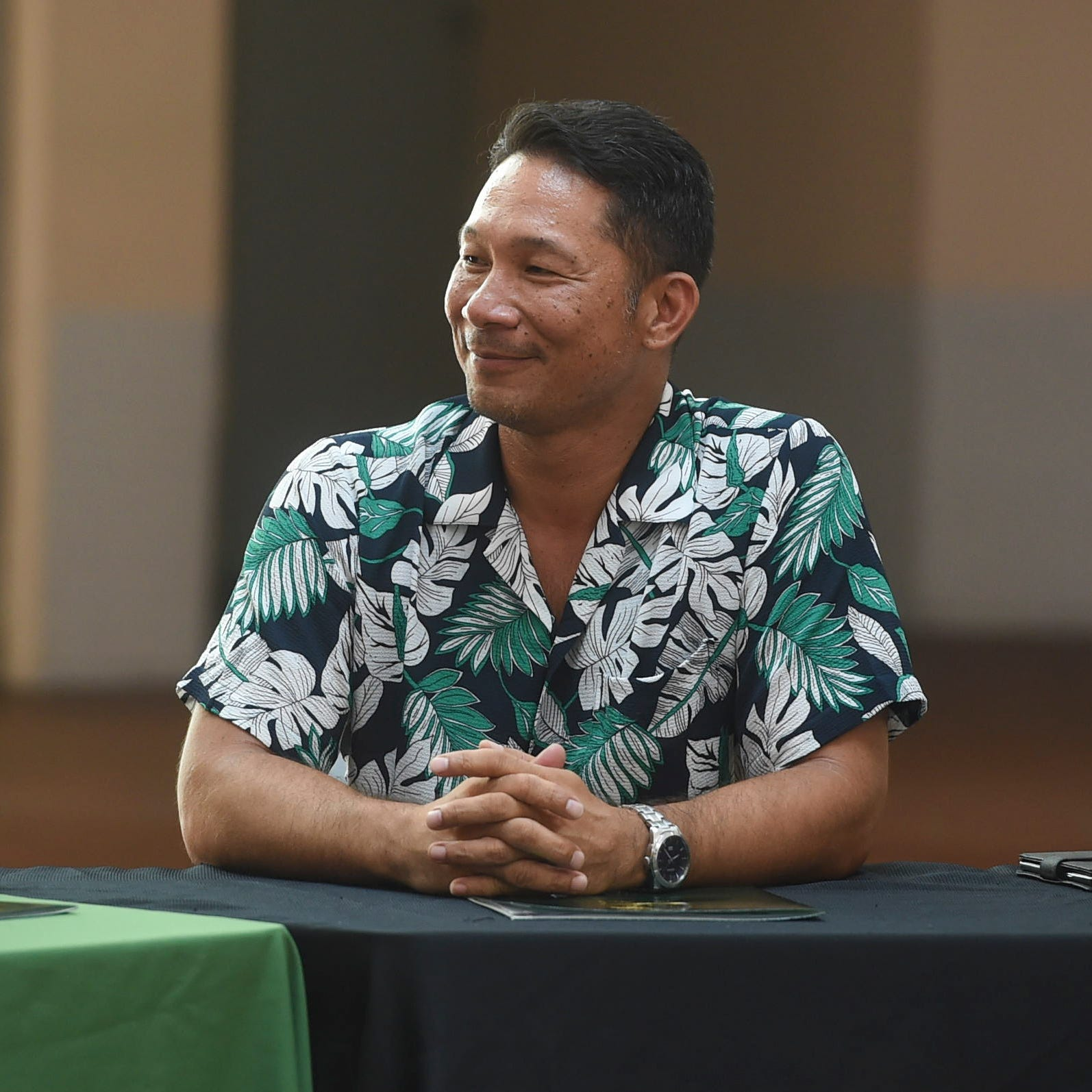 Tony Babauta named as Leon Guerrero's chief of staff