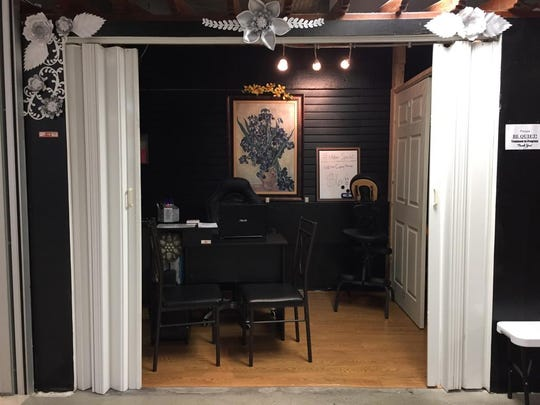 Tiny but tasteful: Afloha Massage Therapy makes the most of its limited space on the second floor of the Agana Shopping center.