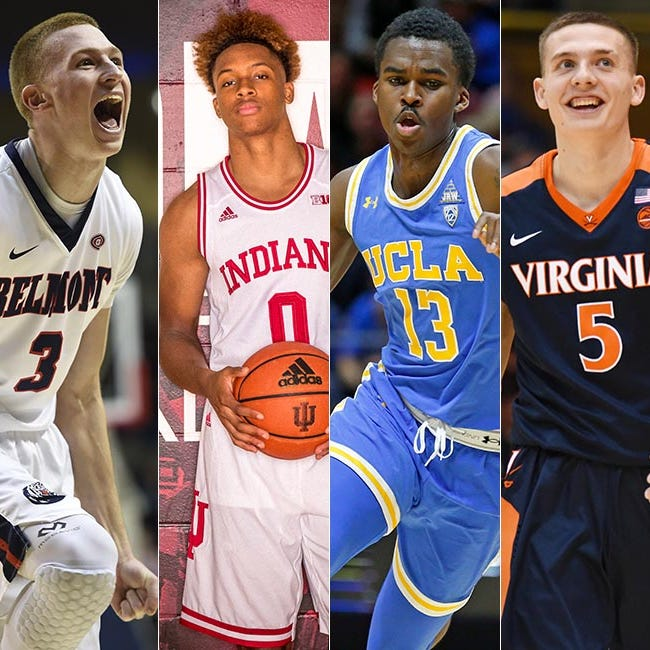 There's so much talent from Indiana in college basketball. Here's the best