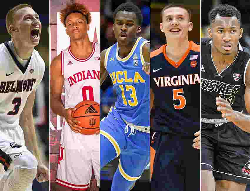 2018-19 All-Indiana college basketball team