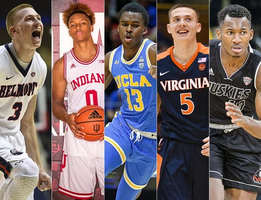 Best Players From Indiana Playing College Basketball In 2018