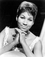 Aretha Franklin, 1964