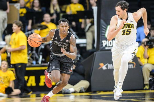 Eugene German led the MAC in scoring last season and flirted with the NBA draft.