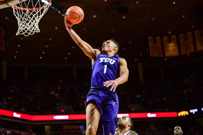 No TCU player has played in as many games (141) or won as many games (84) as Desmond Bane.