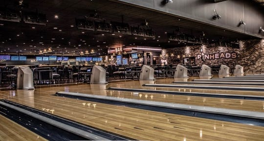 Pinheads  Bowling Center is at 13825 Britton Park Road, Fishers.