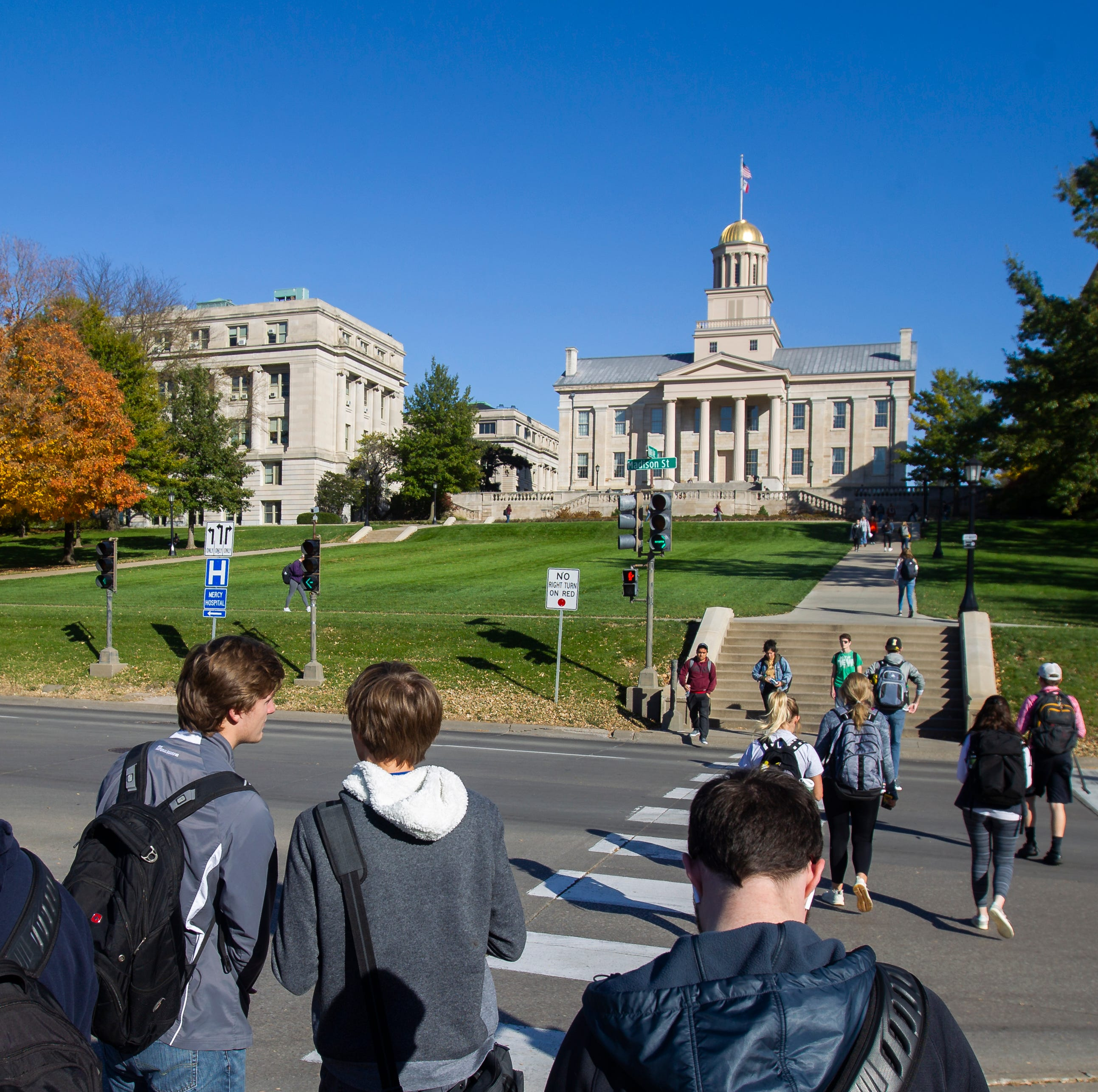 When it comes to bang for your buck, University of Iowa comes in fourth by this new ranking
