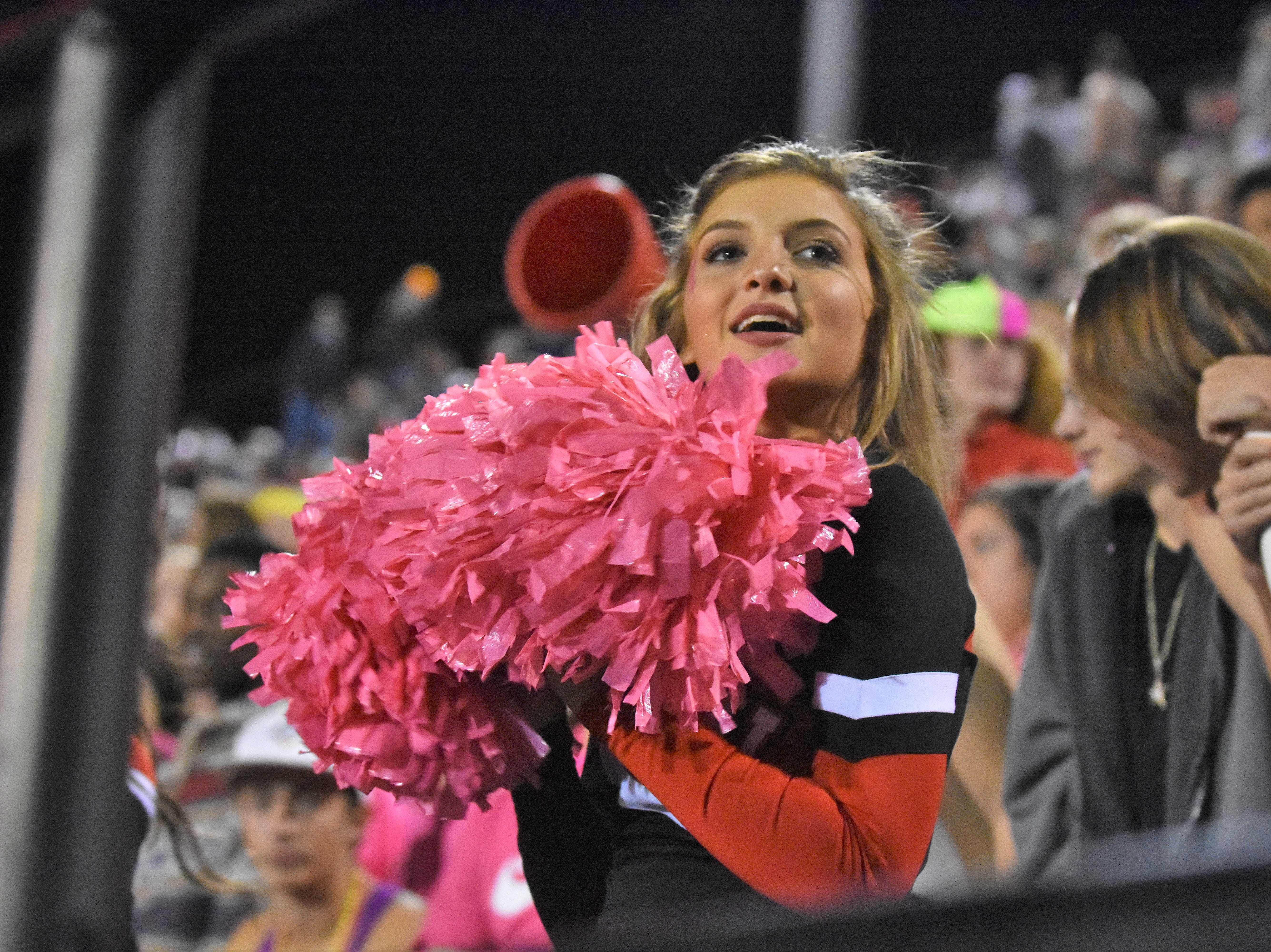 It was a night to celebrate as the Central High Bobcats defeated the South-Doyle Cherokees 35-0 on Friday, Oct. 19.