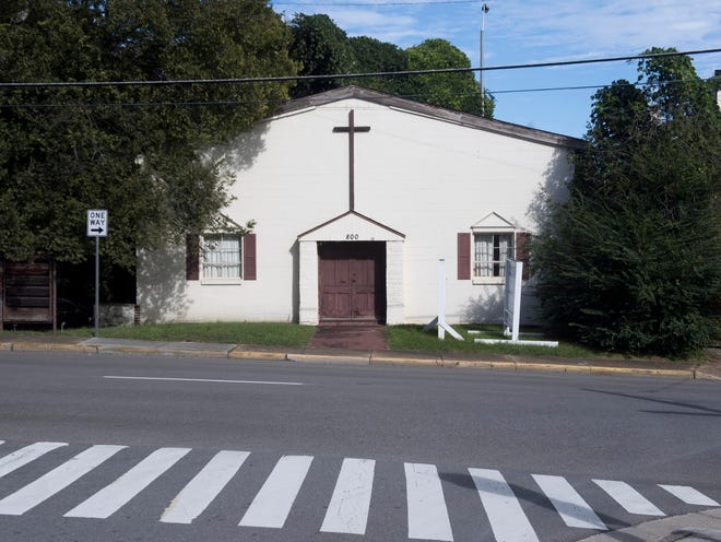 Theatre Knoxville Downtown is moving to this former church building at 800 S. Central St.