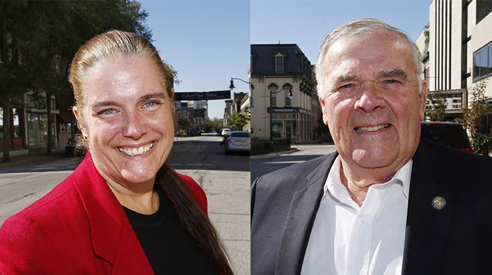 Bangert: Can Democrat Tobi Beck beat GOP's Jim Baird in a deep-red, no-drama Indiana 4th?