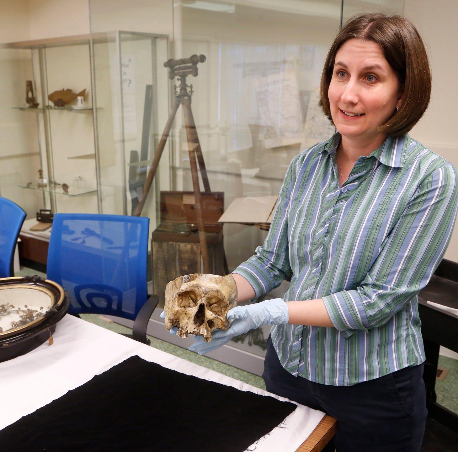 Tippecanoe Historical Association preserves skull from courthouse hanging