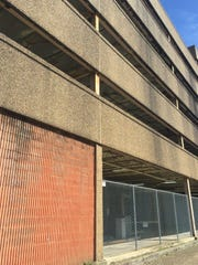 Removal of precast exterior panels may help prevent moisture that is deteriorating some beams in the Buchanan Street parking garage, an evaluation concluded.