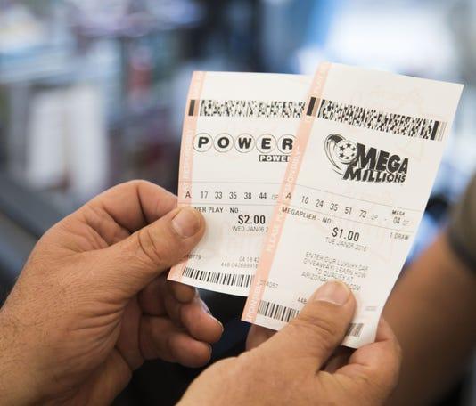 Power Ball Ticket