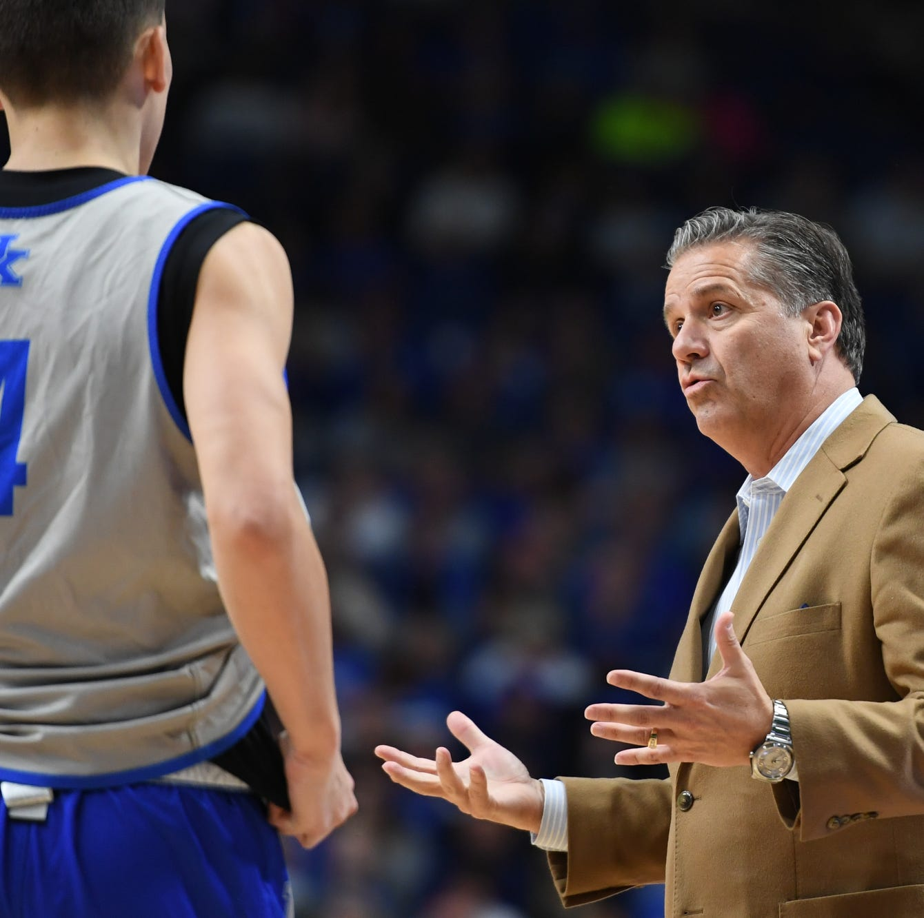 John Calipari: G League contracts will make Kentucky basketball better