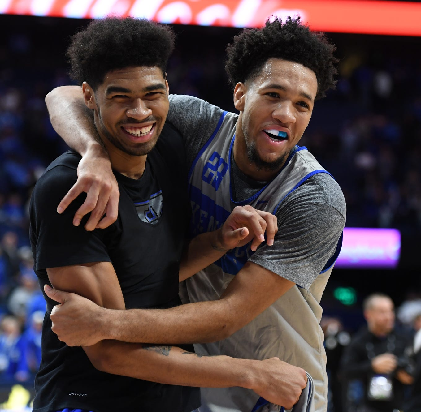 Kentucky's EJ Montgomery and Nick Richards face tough NBA draft decisions