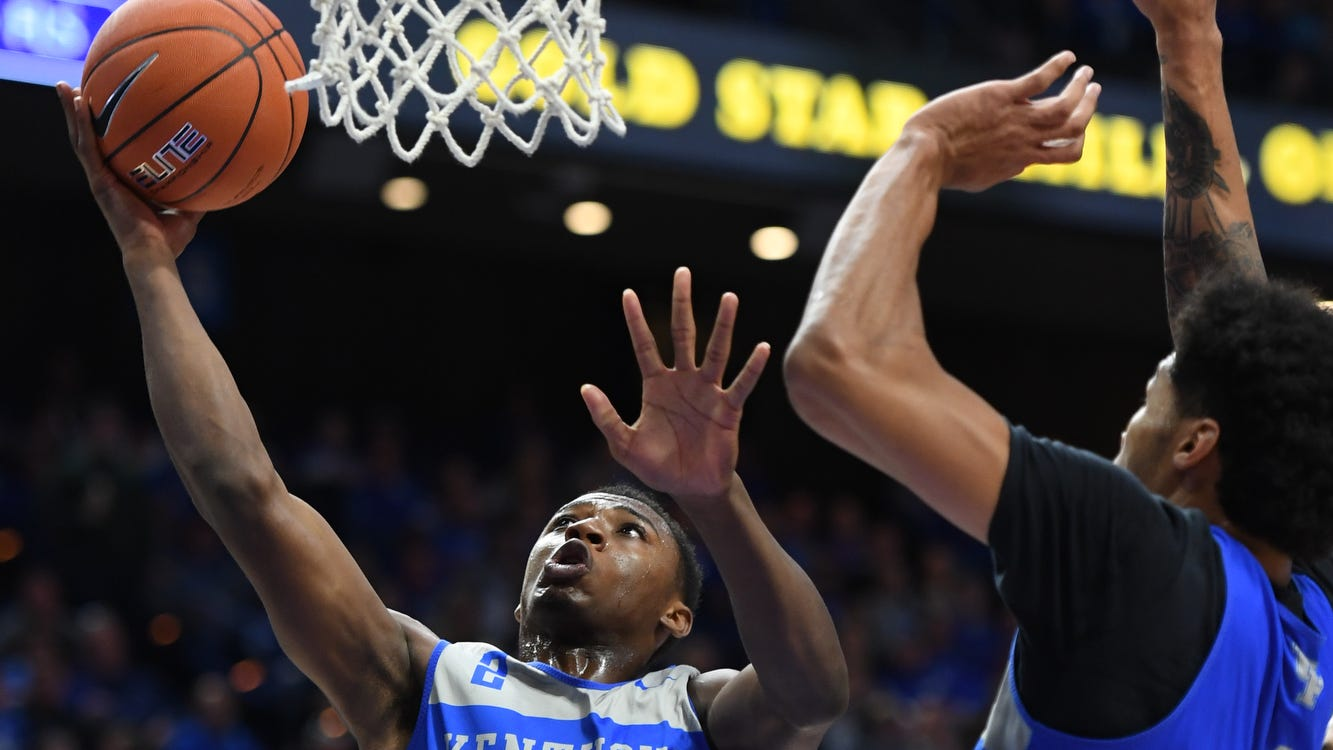 See how high Kentucky basketball is ranked in the preseason top 25