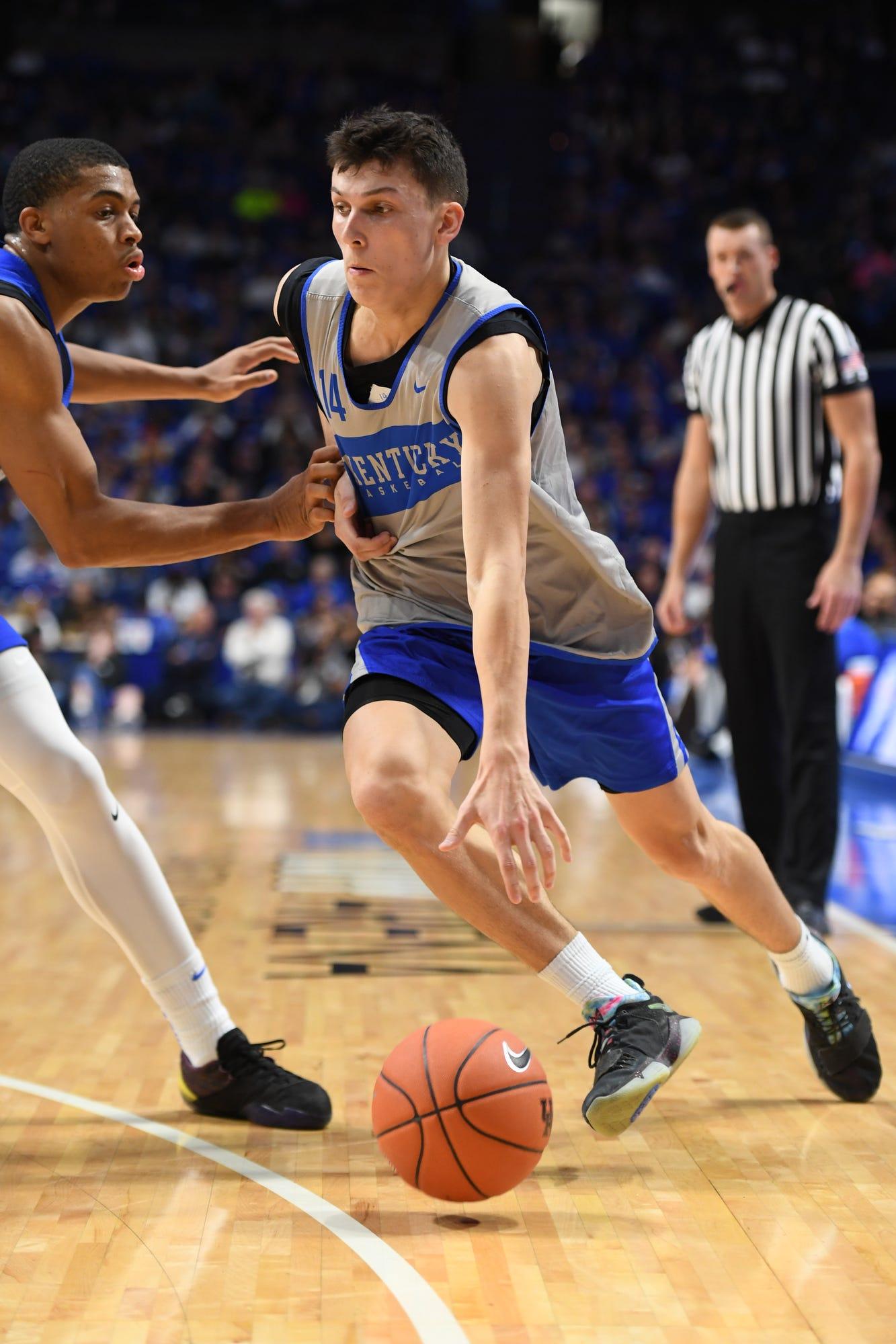 Kentucky basketball  Will Tyler Tyler Tyler Herro lead UK in scoring 471d58