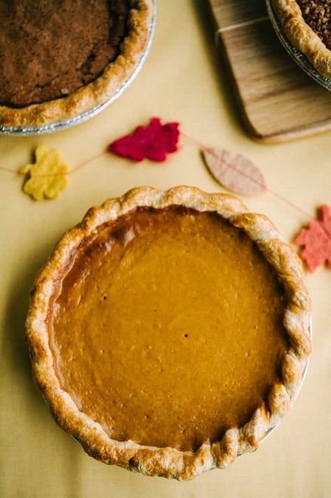 Muddys Pumpkin Pie