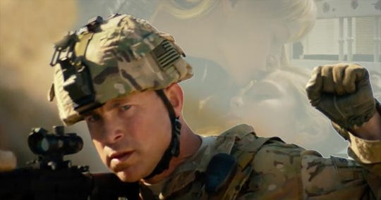 """Justin Bruening is a """"battlefield chaplain"""" facing stress on the homefront as well as in Iraq in the made-in-Memphis """"Indivisible."""""""