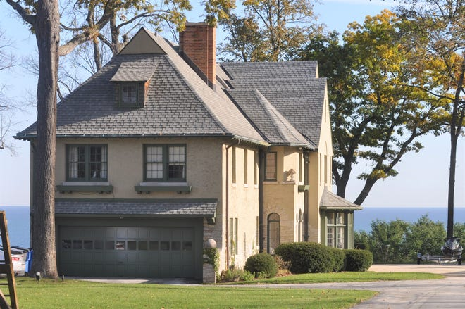 A historic home at 4640 N. Lake Drive in Whitefish Bay will be demolished. The house is one of four homes designated as historic by the Whitefish Bay Historic Preservation Commission.