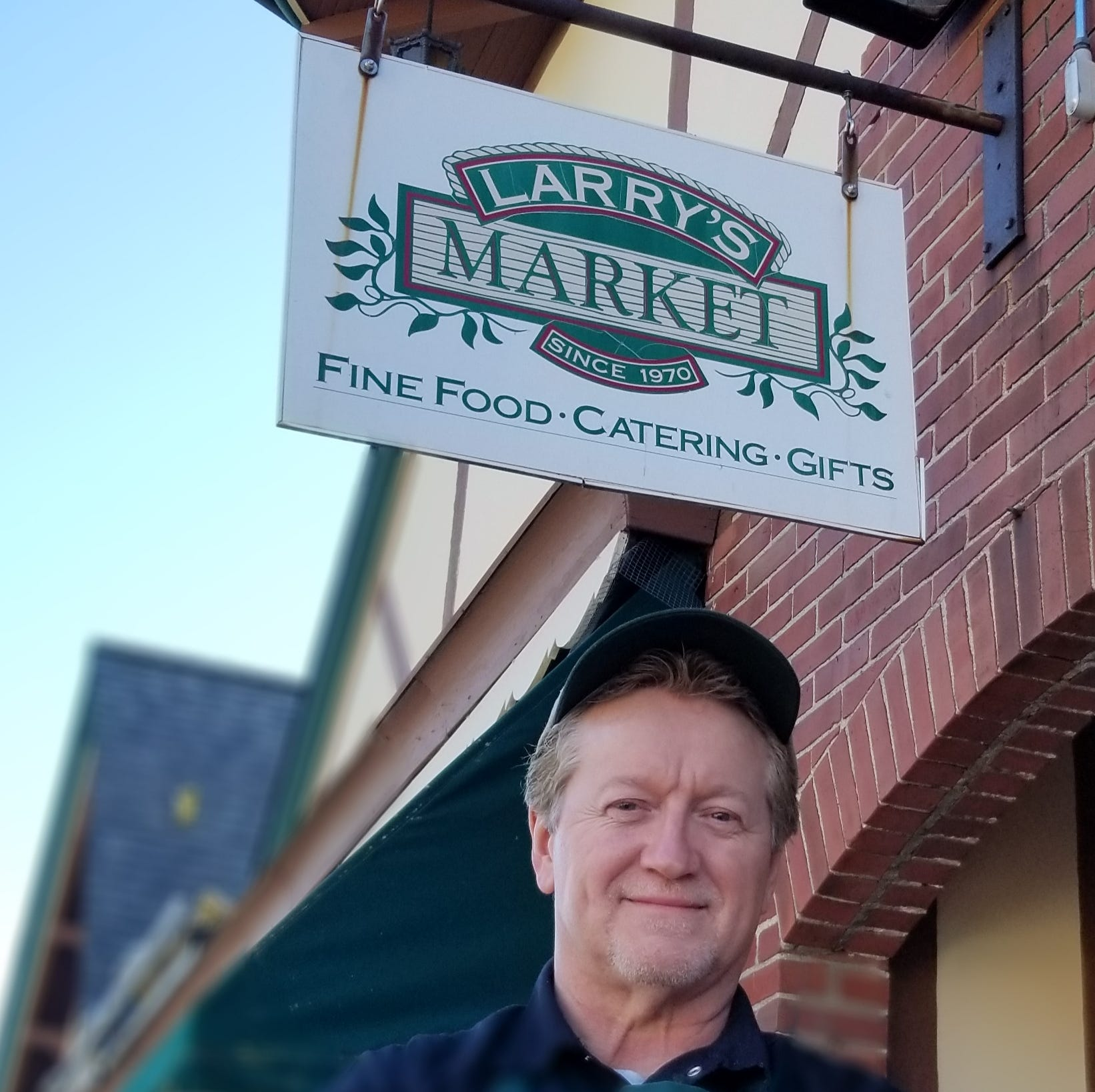 Larry's Market in Brown Deer has a new chef, this one named Cook