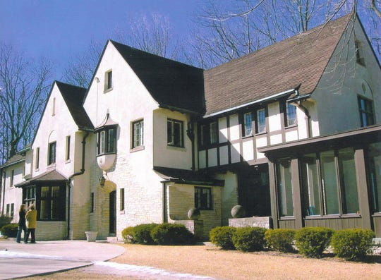 The Herman Reel House at 4640 N. Lake Drive is pictured in this file photo from 2005. The owner of the home, John Brodersen, wants to demolish it.