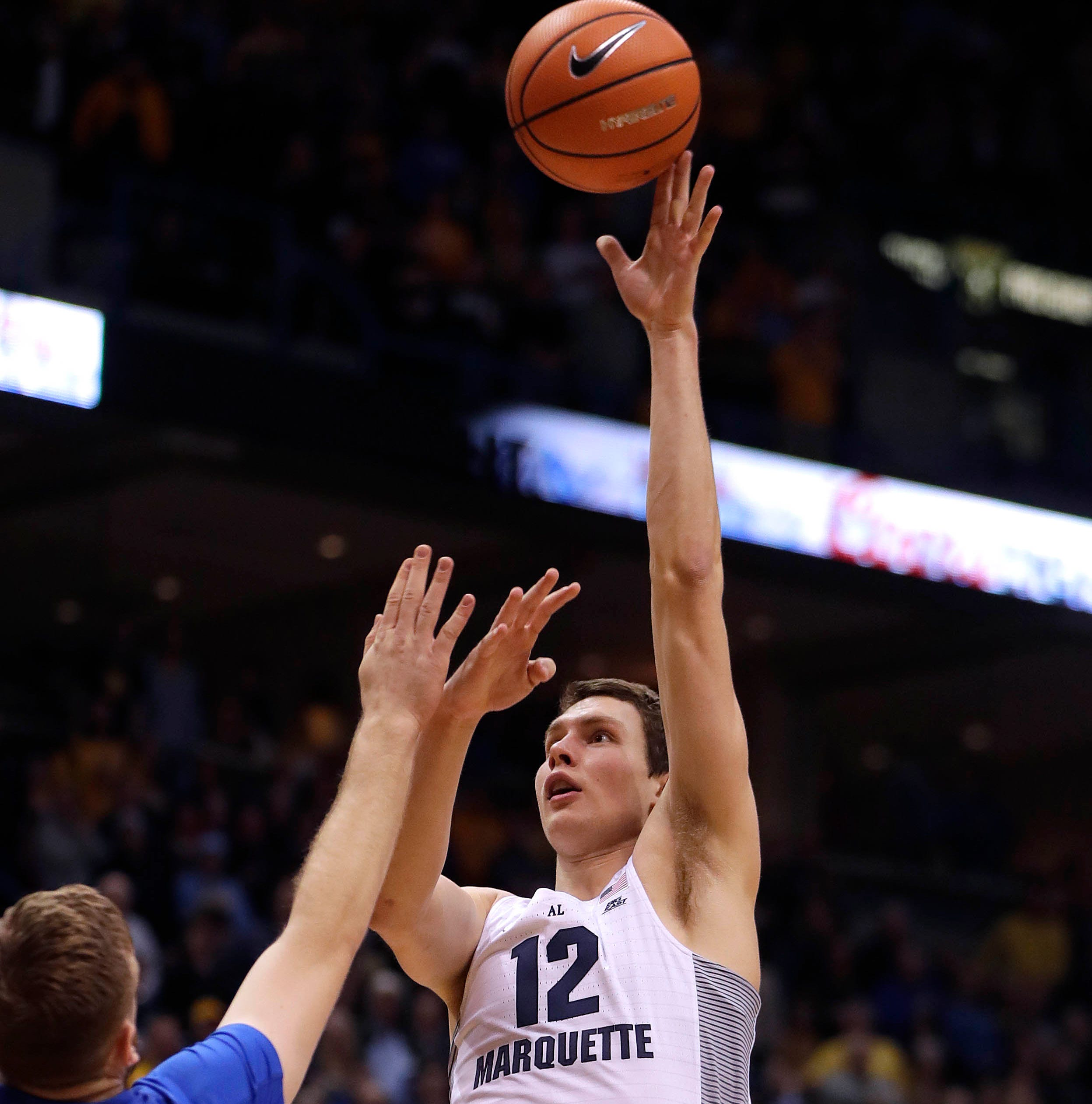 Matt Heldt's contributions to Marquette basketball go beyond the box score