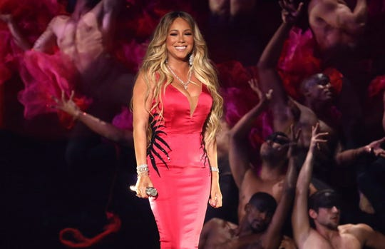 "Superstar Mariah Carey will perform for the first time ever in Milwaukee March 15 as part of her ""Caution World Tour."""