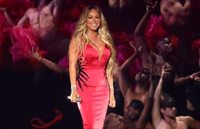 """Superstar Mariah Carey will perform for the first time ever in Milwaukee March 15 as part of her """"Caution World Tour."""""""