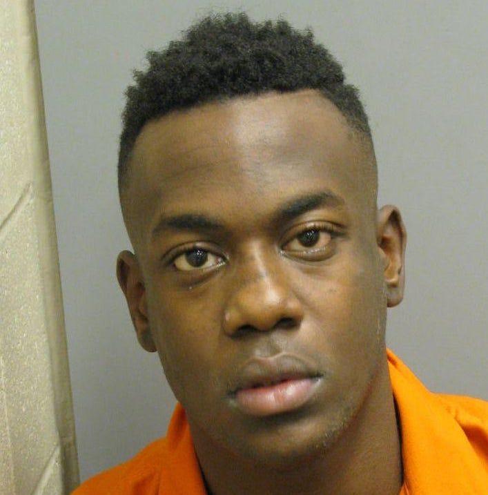 Man charged with weekend Montgomery Walgreens burglary