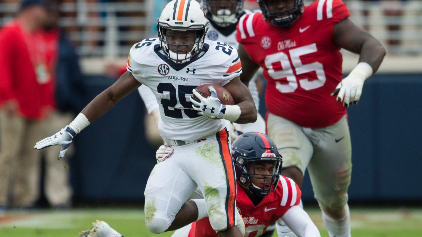 How To Watch Auburn Vs Ole Miss Time Tv Channel And Point