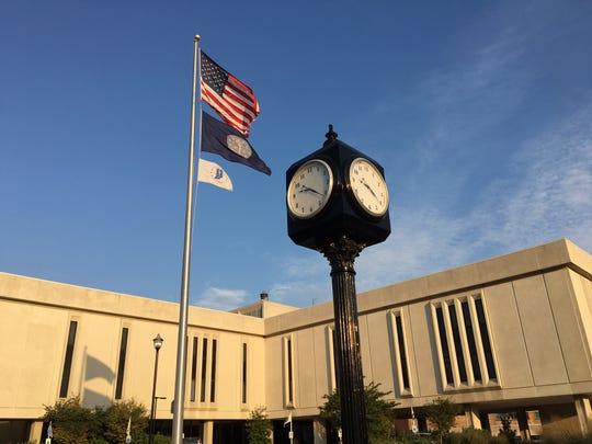 Delaware County Building