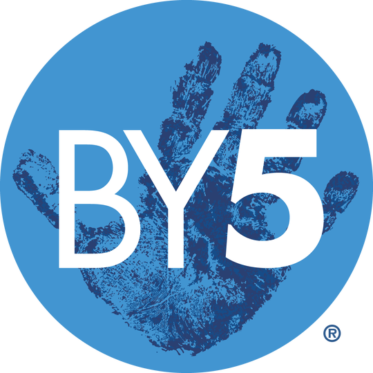 BY5 is a local nonprofit dedicated to improving kindergarten-readiness.