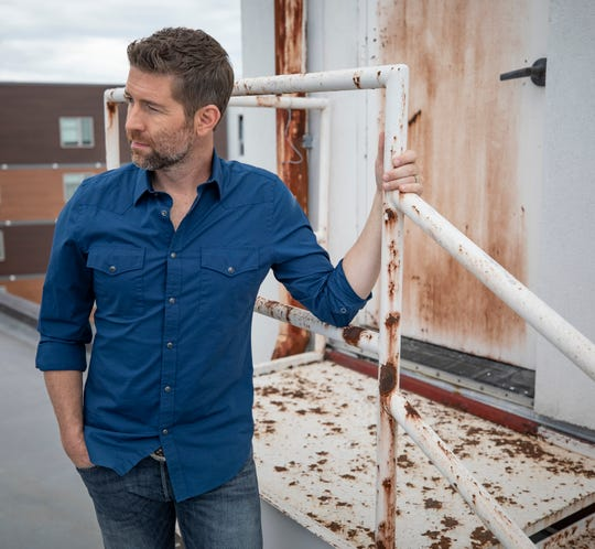 "Josh Turner's first faith-based album, ""I Serve a Savior,"" will be in stores Oct. 26."