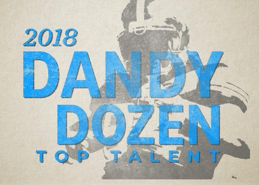 Dandy Dozen Logo