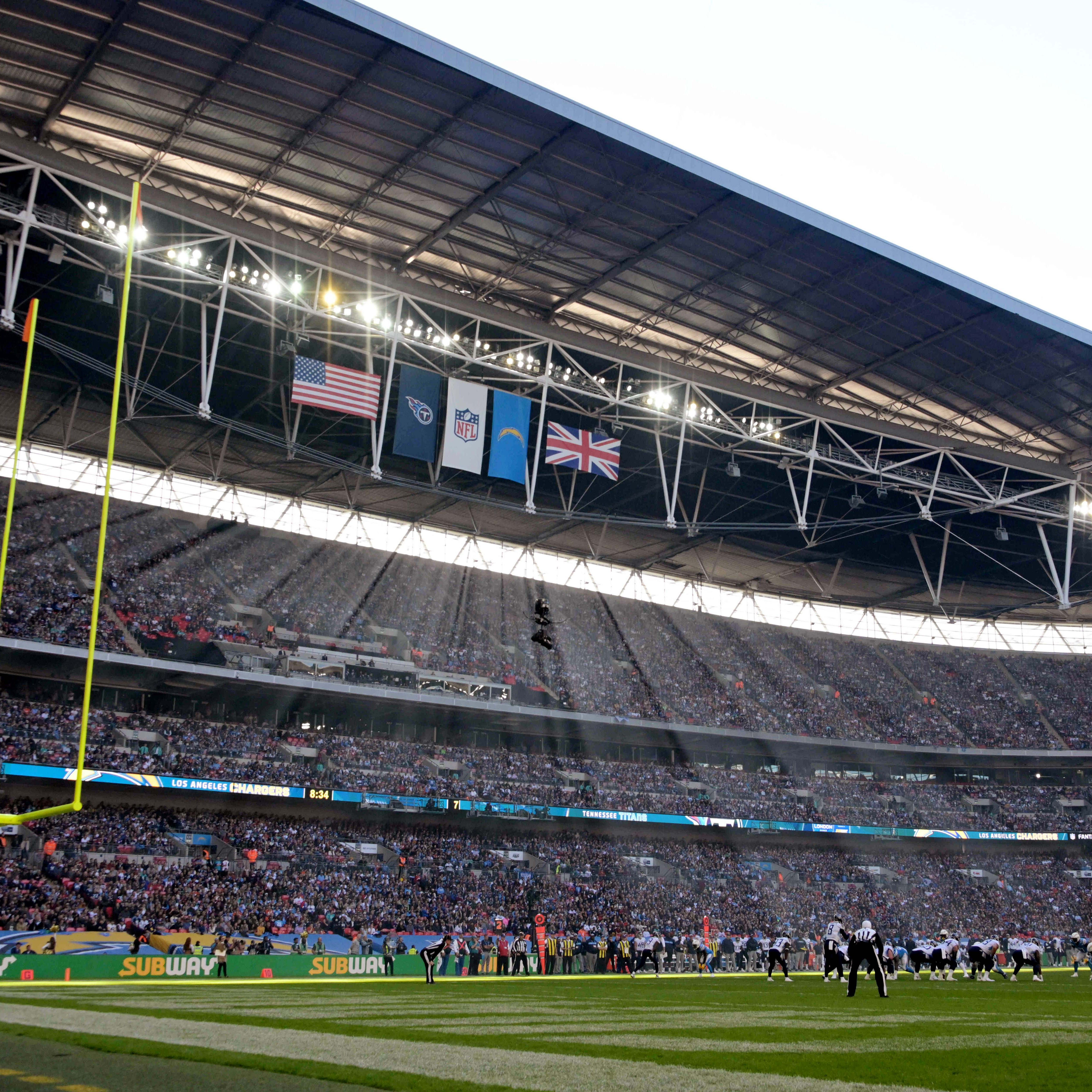 'London Week' features everything the Titans came for, except a win