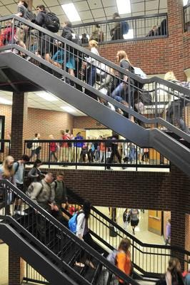 School-related threats and arrests are considerably lower the first nine weeks of school in Wilson County after a flurry the last half of last school year.