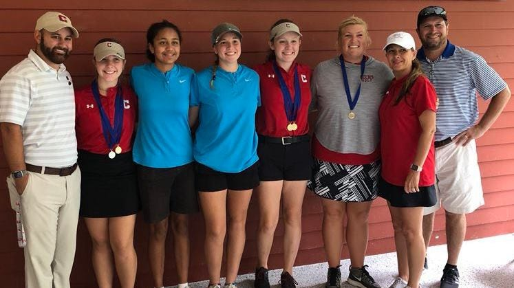 3 Cheatham County high-school golfers compete in state tournament