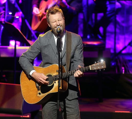 Dierks Bentley performs during the 2018 Medallion Ceremony on Oct. 21 at the Country Music Hall of Fame and Museum.