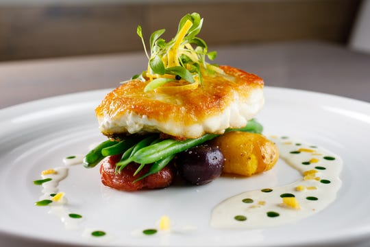 Black grouper is on the new menu at 1500 South restaurant in Naples Bay Resort when it reopens for the season on Nov. 10.