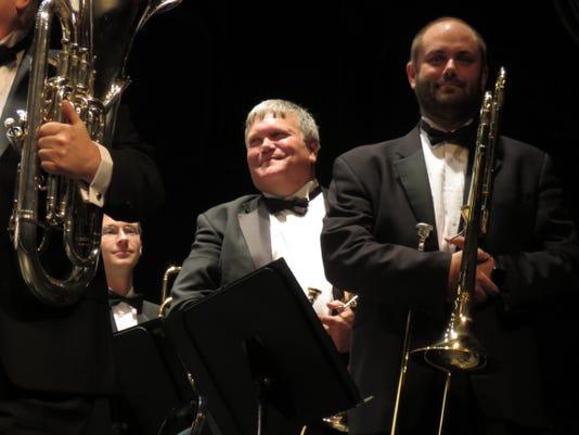 Doug Moran Award Heisey Wind Ensemble