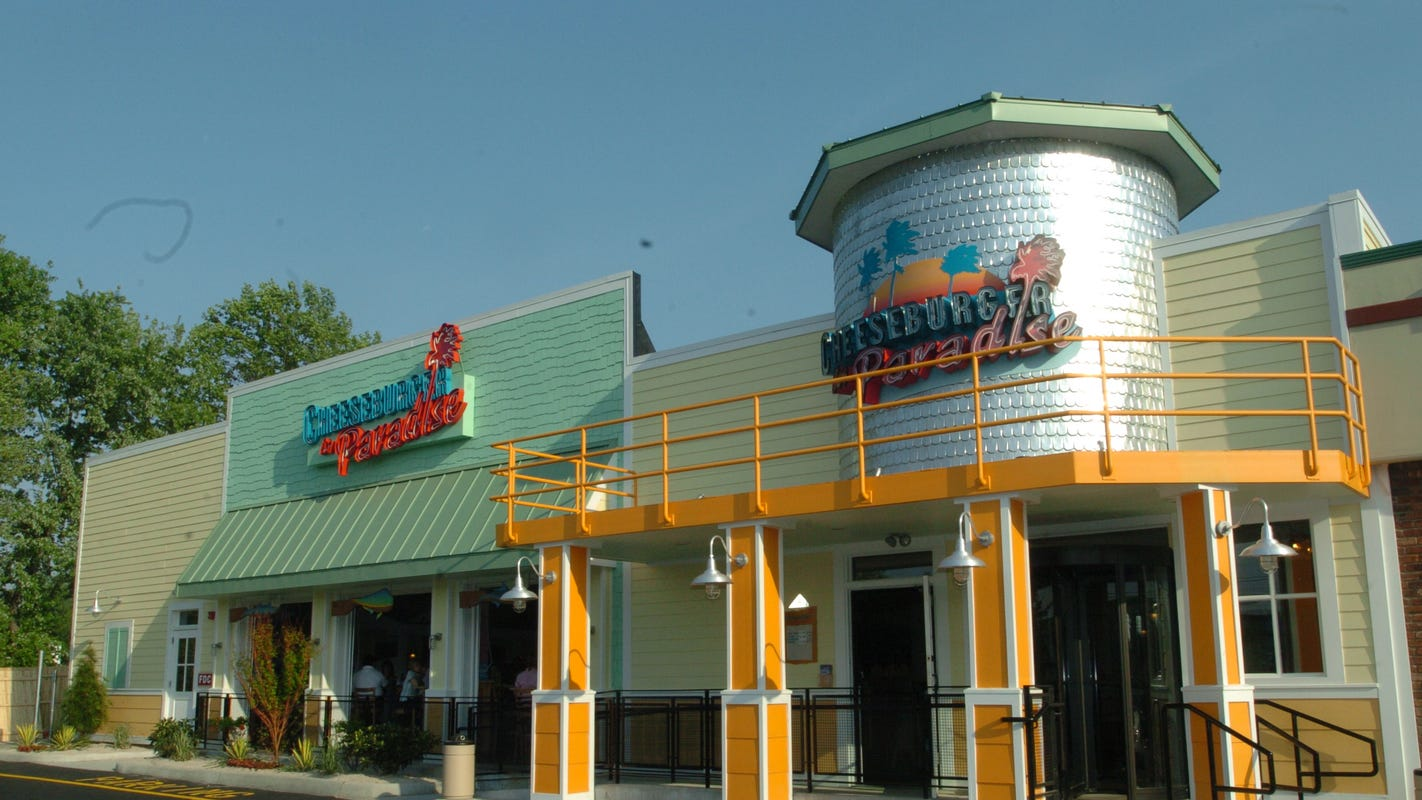 Secaucus Cheeseburger In Paradise The Last Of The Once