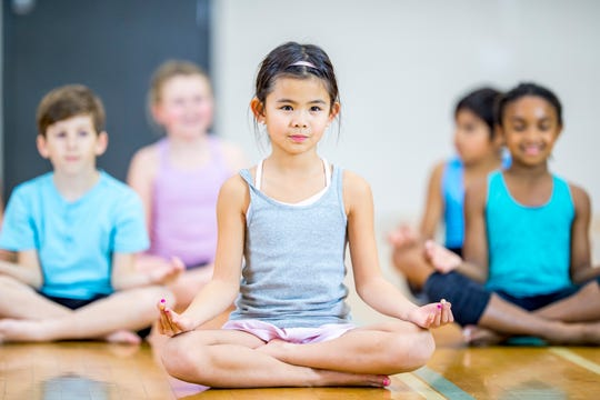 Mindfulness practice can help kids simply be happier, more compassionate and more grateful people.